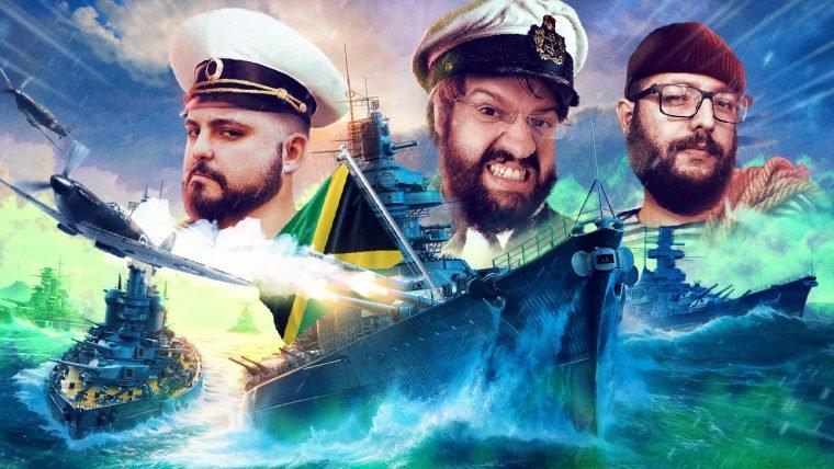 World of Warships - Esquadra da fumaça