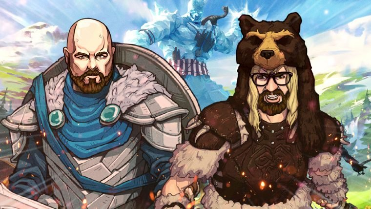 Tribes of Midgard - Agility Viking