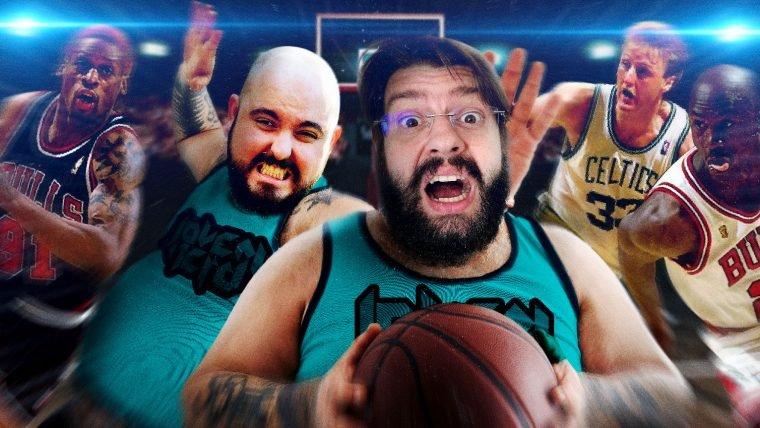 NBA 2k22 - Cesta lacrada