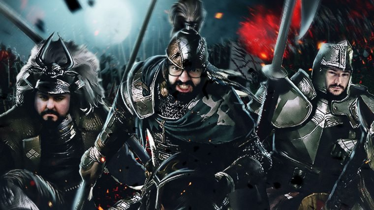 Conqueror's Blade - Não me segue que tô perdido