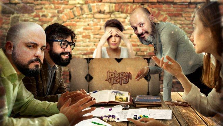 Problemas no grupo de RPG
