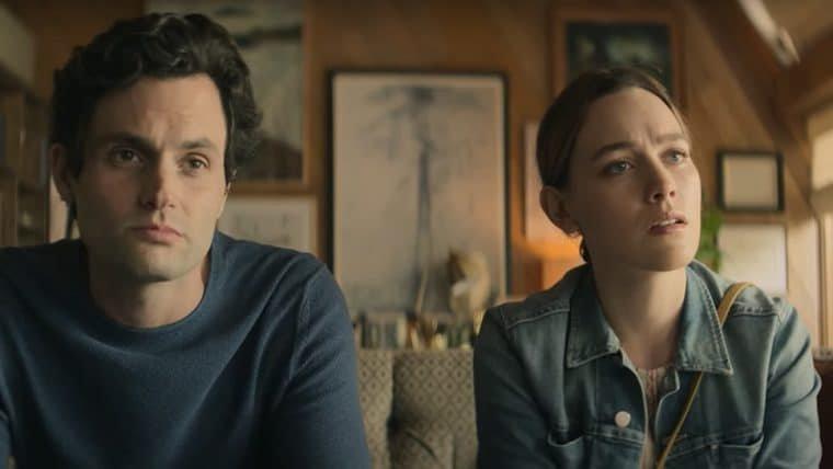 Joe está apavorado com a paternidade em trailer da 3ª temporada de VOCÊ