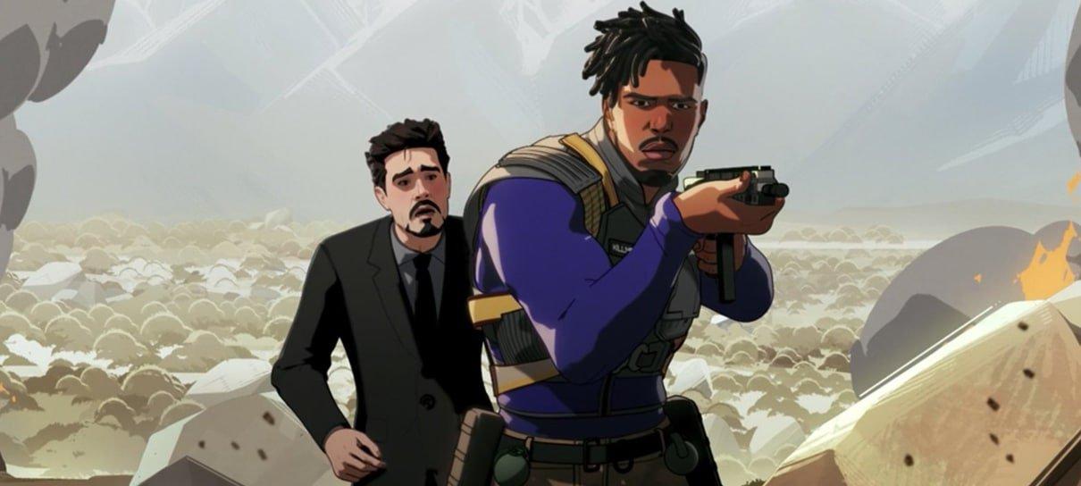 Sexto episódio de What If...? empolga e emociona com retorno triunfal de Killmonger