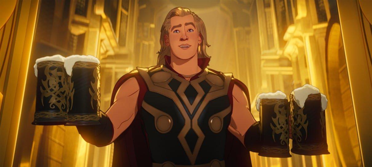 Sétimo episódio de What If…? transforma Thor na comédia festeira que o MCU precisava