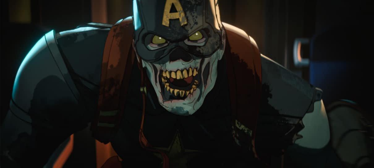 Quinto episódio de What If…? traz zumbis ao universo Marvel com violência e esperança