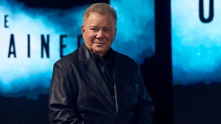 William Shatner pode ir para o espaço em foguete da Blue Origin, de Jeff Bezos