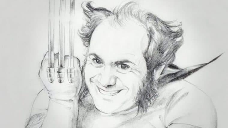 Danny DeVito vira Wolverine em arte de Alex Ross