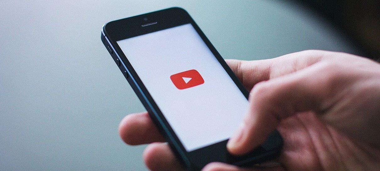 YouTube está testando o download de vídeos dentro do navegador