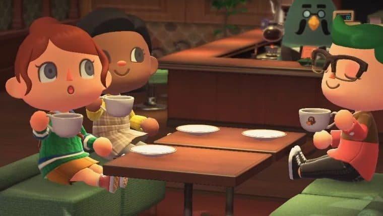 Nova atualização de Animal Crossing: New Horizons chega em 5 de novembro