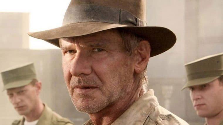 Indiana Jones 5 é adiado em quase 1 ano pela Disney