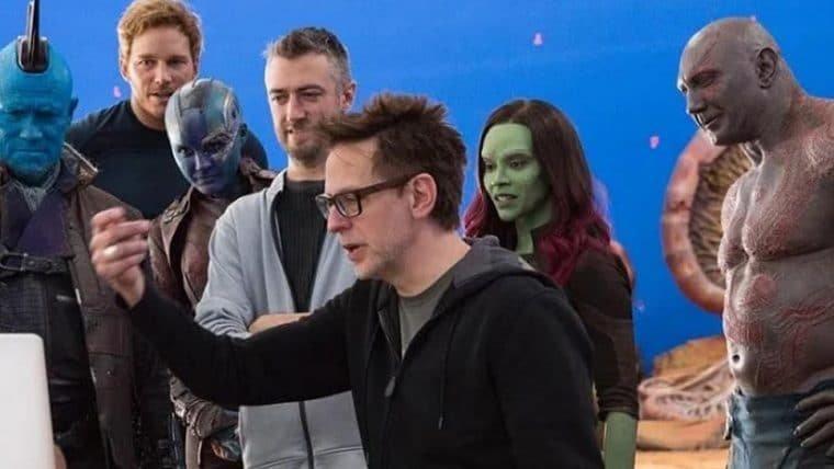 James Gunn diz que nem todos os roteiros da Marvel são aprovados pelo Pentágono