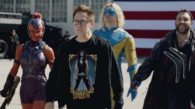 James Gunn confirma que está desenvolvendo um novo projeto na DC