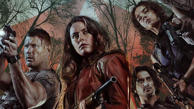 Elenco se reúne em novos cartazes de Resident Evil: Bem-Vindo a Raccoon City