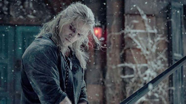 Geralt é destaque em nova foto da 2ª temporada de The Witcher