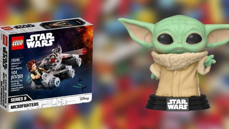 10 Funko e Lego de heróis de até R$ 150 no Especial do dia das crianças