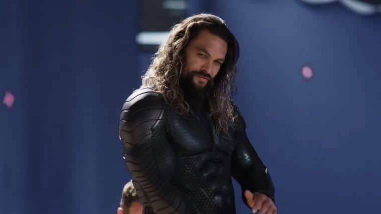 Aquaman 2 ganha vídeo de bastidores no DC FanDome 2021