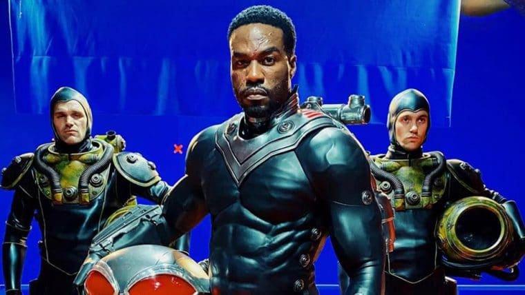 James Wan diz que visual do Arraia Negra é inspirado na Era de Prata dos quadrinhos