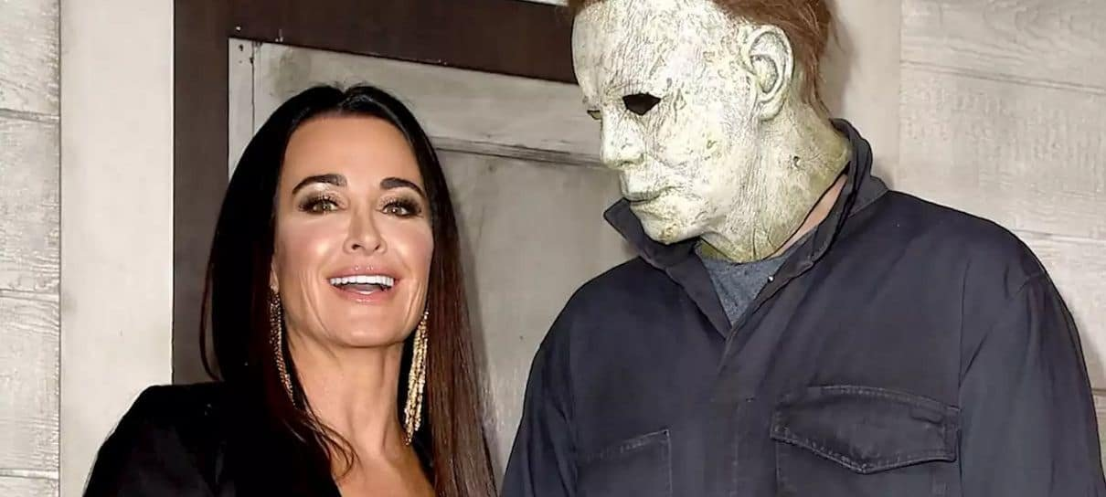 Atriz quebrou o nariz durante as gravações de Halloween Kills: O Terror Continua