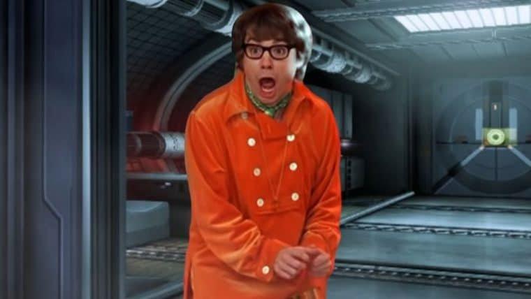 Austin Powers invade Mass Effect e o resultado é incrível