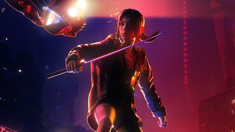 Anime Blade Runner: Black Lotus ganha novo trailer e data de estreia no Crunchyroll