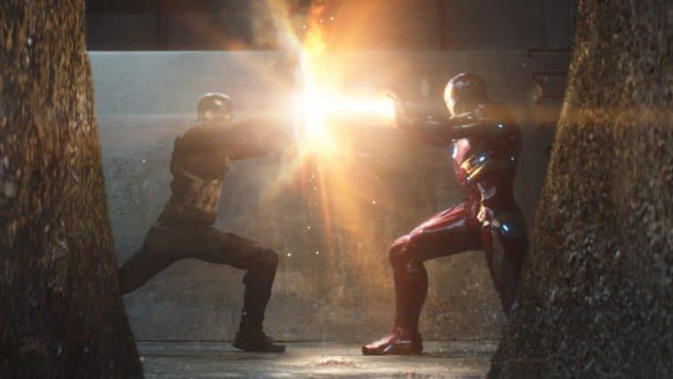 Comitê criativo da Marvel quase impediu luta final de Capitão América: Guerra Civil