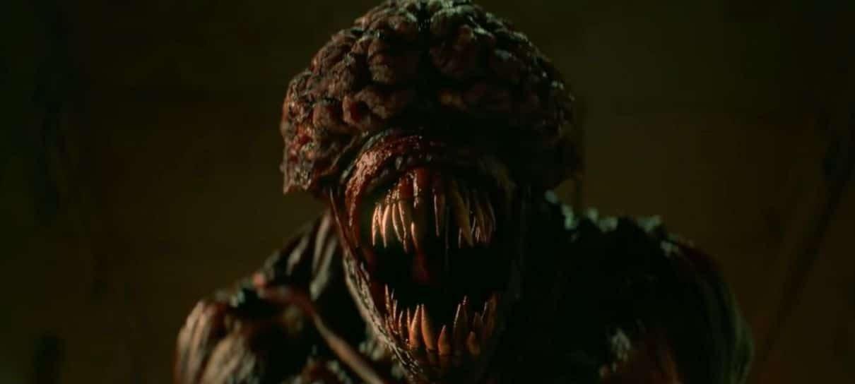 Compare cenas do filme de Resident Evil com os jogos