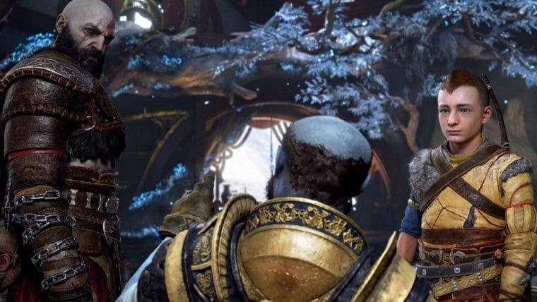 Confira novas imagens em alta de God of War: Ragnarok