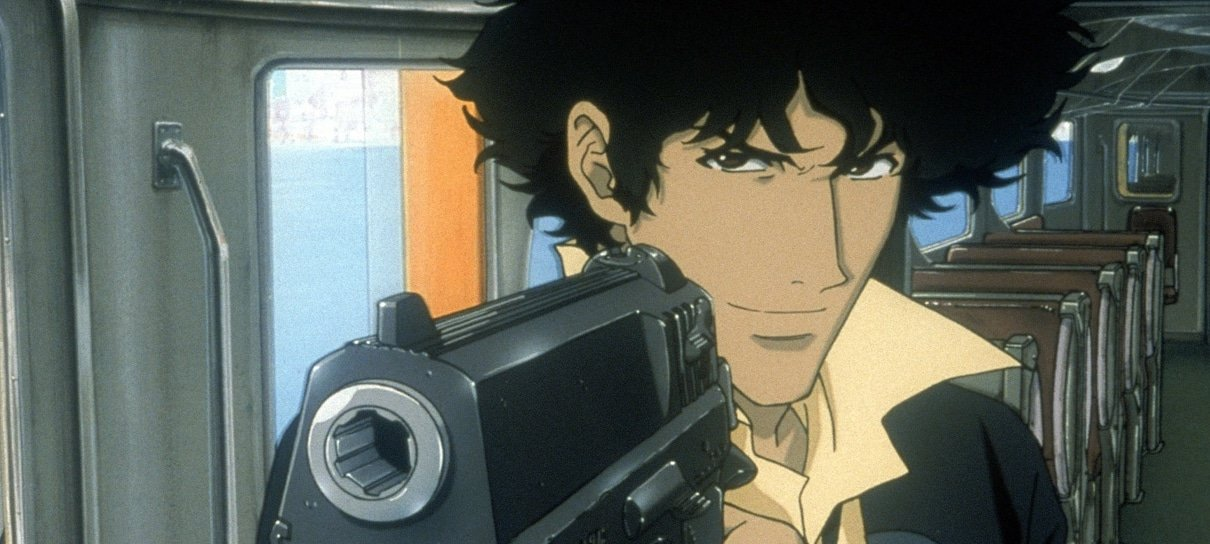 Anime de Cowboy Bebop ganha data de estreia na Netflix
