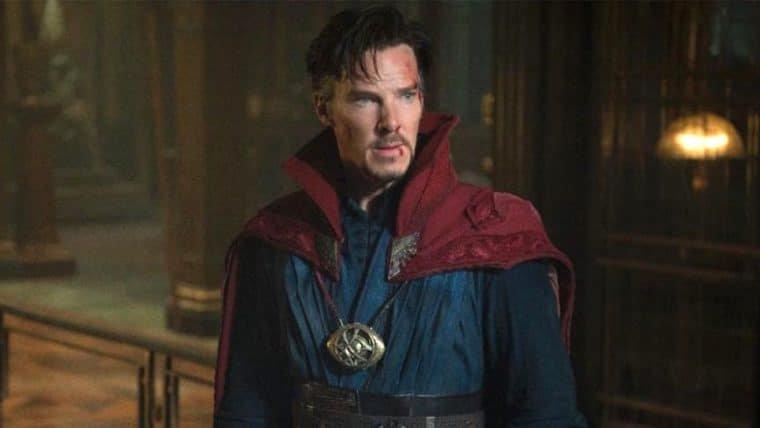 Doutor Estranho 2 vai passar por refilmagens, confirma Benedict Cumberbatch