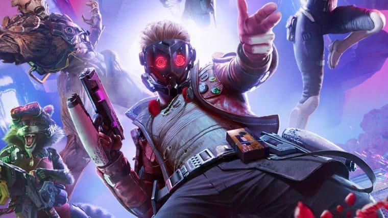 Estúdio reduziu o tamanho de Marvel's Guardians of the Galaxy para 80 GB no PC