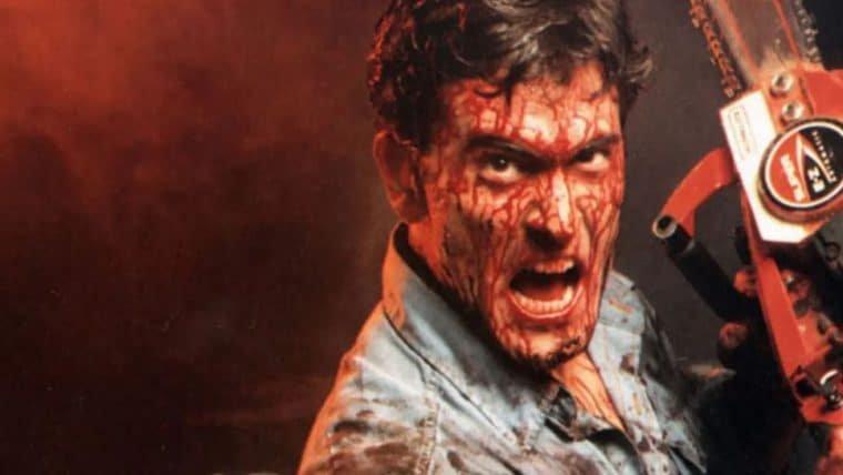 Terminam as gravações do novo filme de Evil Dead