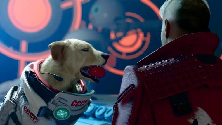 Guardiões da Galáxia fazem aliança com o cãozinho Cosmo em novo trailer do jogo