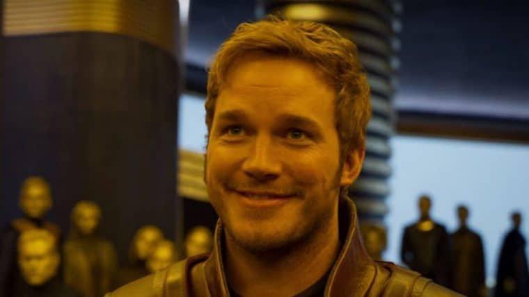 Chris Pratt confirma que gravações de Guardiões da Galáxia Vol. 3 já começaram