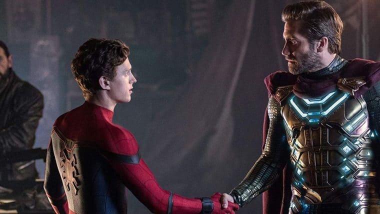 Tom Holland acalmou Jake Gyllenhaal durante gravações de Homem-Aranha: Longe de Casa