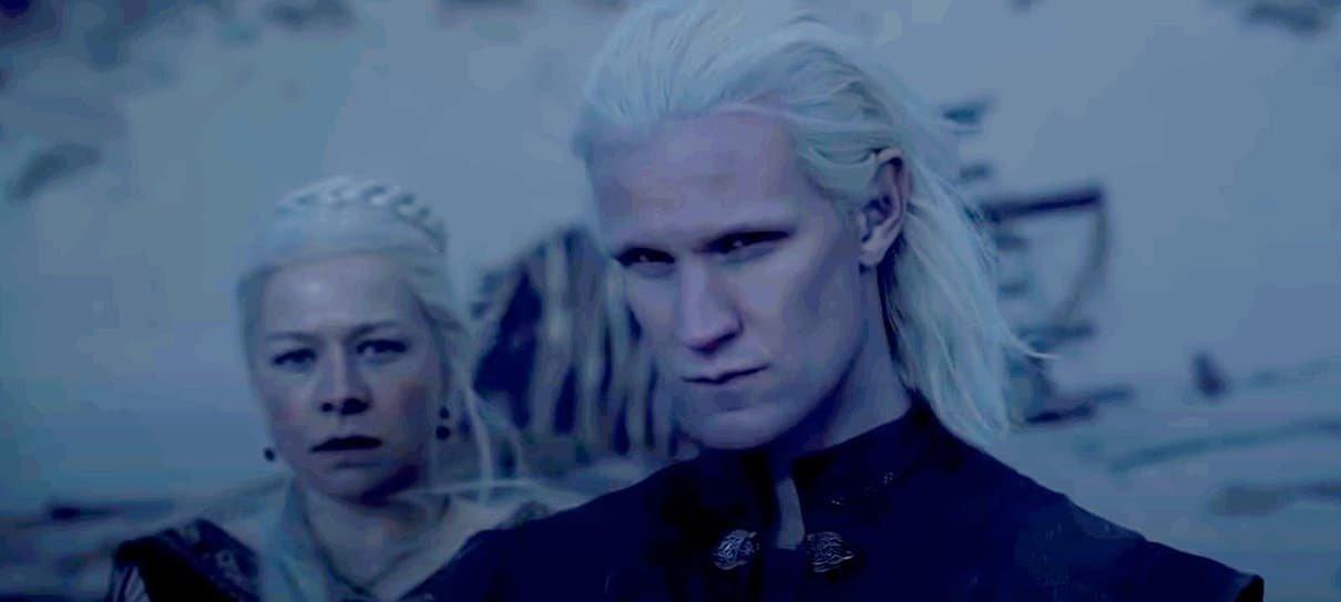 "Derivada de Game of Thrones, House of The Dragon mostrará ""guerra civil"" dos dragões"
