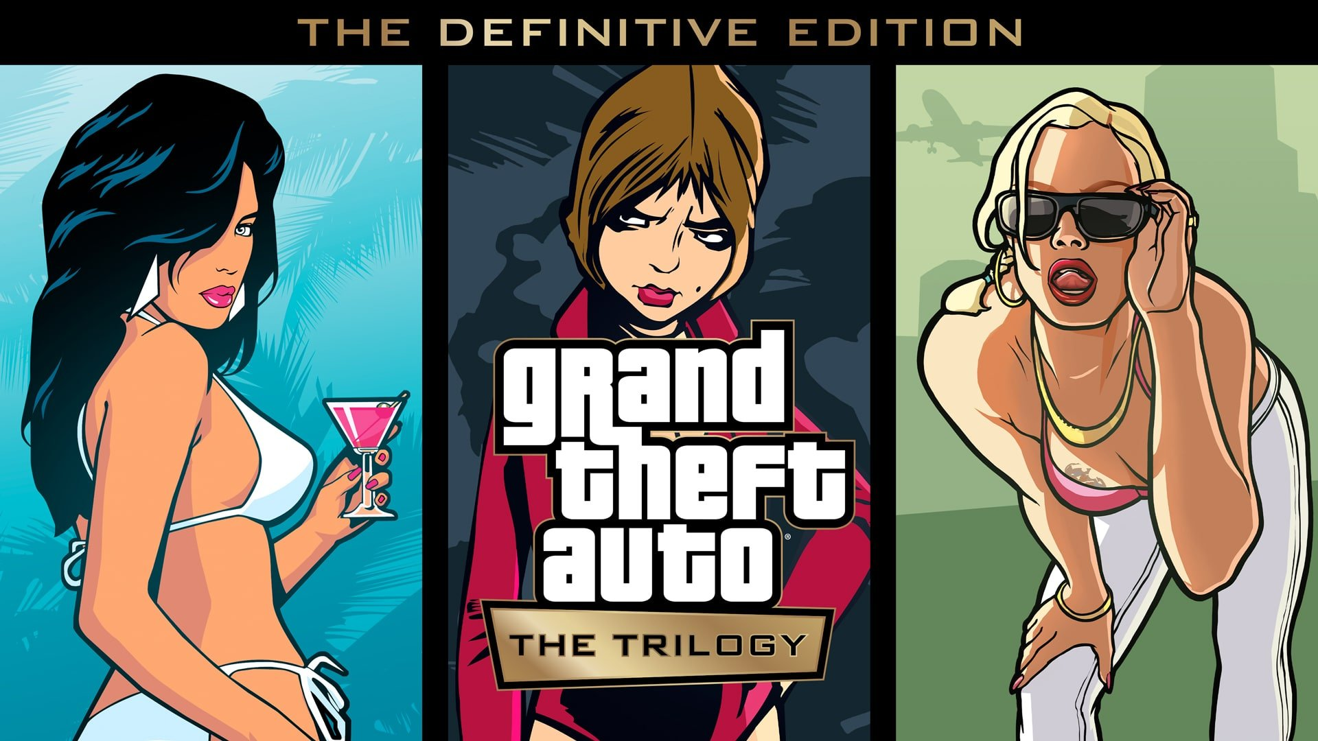 Rockstar Games anuncia GTA Remastered Trilogy