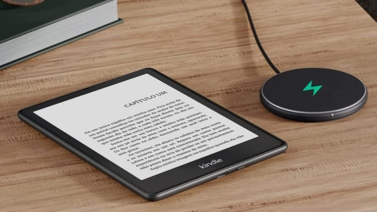 Novas versões do Kindle já estão à venda
