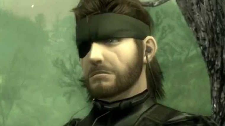 Konami trabalha em remake de Metal Gear Solid 3 e novo Castlevania, aponta reportagem