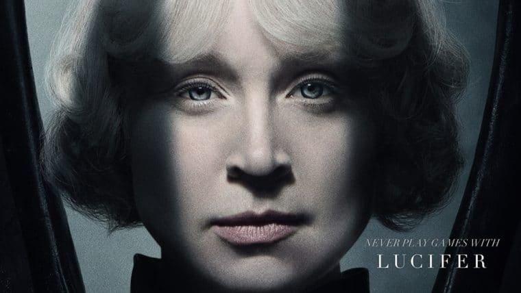 Visual de Gwendoline Christie como Lucifer no live-action de Sandman é revelado