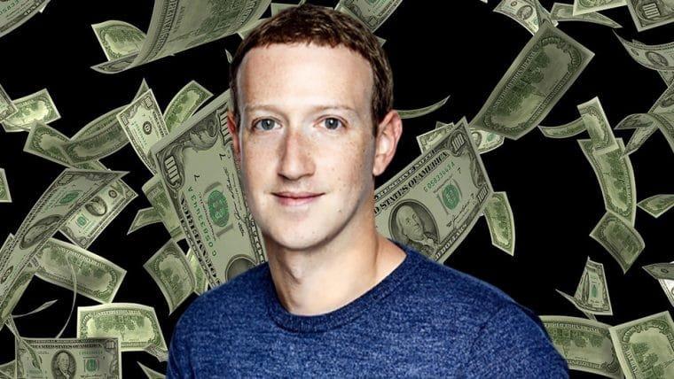 Mark Zuckerberg perde quase US$ 6 bilhões após queda de serviços do Facebook