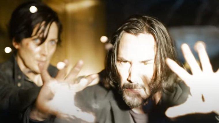 Matrix pode ganhar novos filmes desde que a diretora queira, diz CEO da Warner