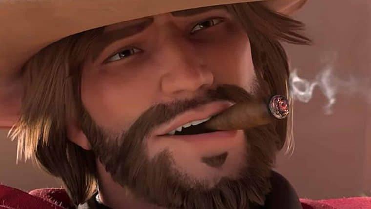 McCree, de Overwatch, agora se chama Cole Cassidy