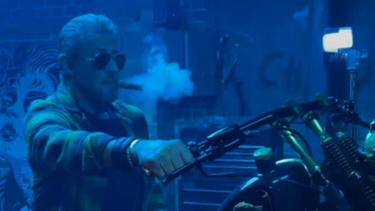 Sylvester Stallone revela bastidores de Os Mercenários 4 com Dolph Lundgren, motos e mais