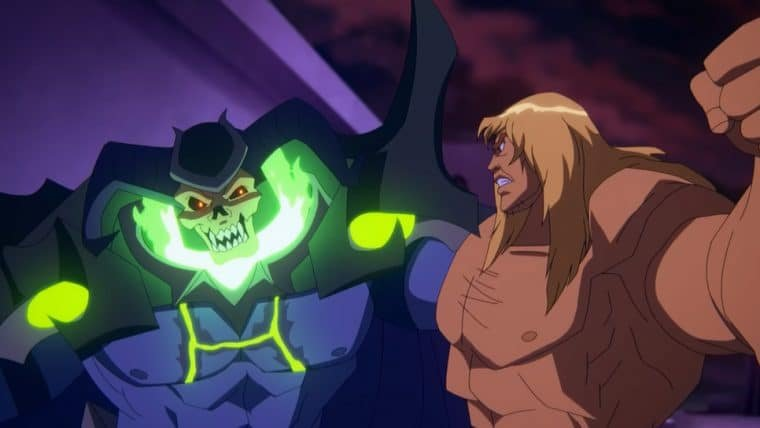 He-Man recupera a força no trailer épico de Mestres do Universo: Salvando Eternia