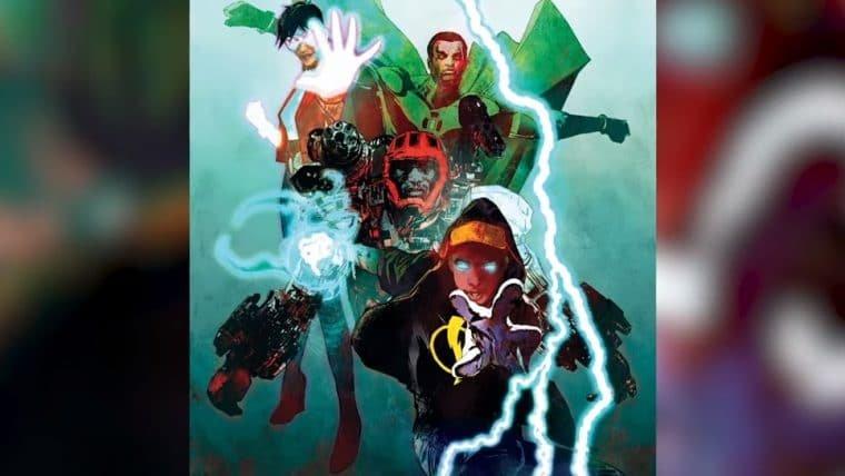 DC está produzindo filme animado da Milestone Media, o universo do Super Choque