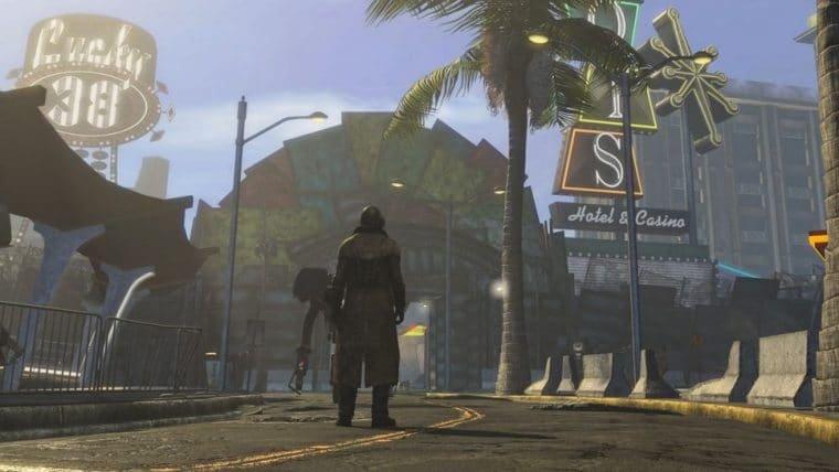 Mod recria mapas de New Vegas dentro de Fallout 4