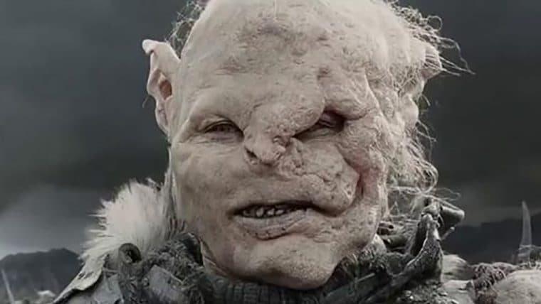 Orc de O Senhor dos Anéis foi projetado para ficar parecido com Harvey Weinstein