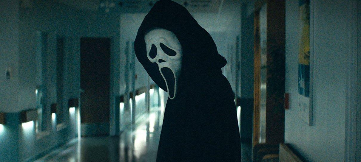 Ghostface está de volta nas primeiras imagens de Pânico 5