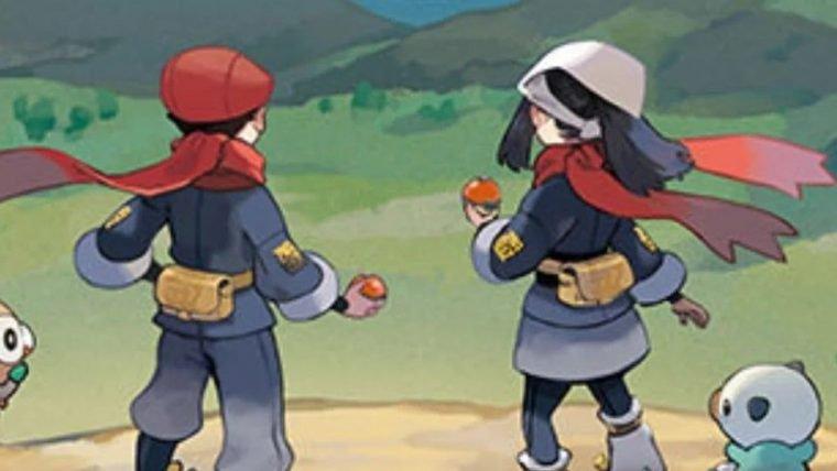 Vídeo de Pokémon Legends: Arceus dá pistas sobre os monstrinhos de Hisui