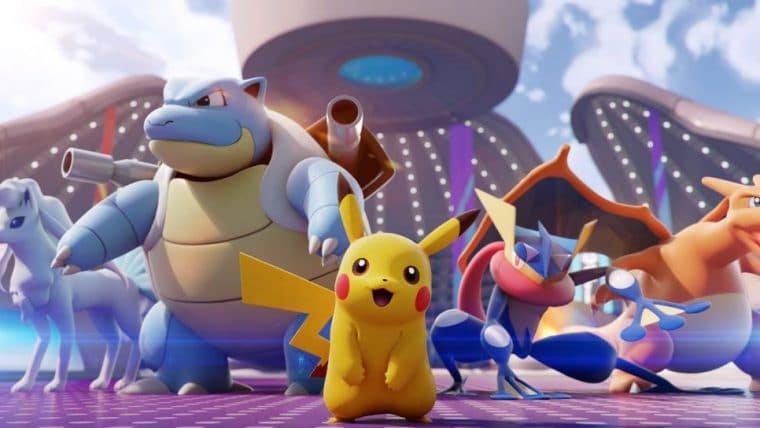 Masaaki Hoshino, produtor de Pokémon Unite, fala como a comunidade impacta o jogo